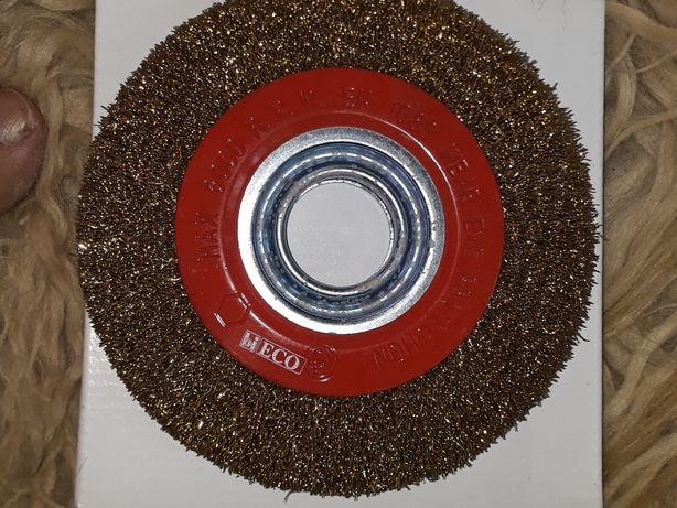 Щётка дисковая стальная