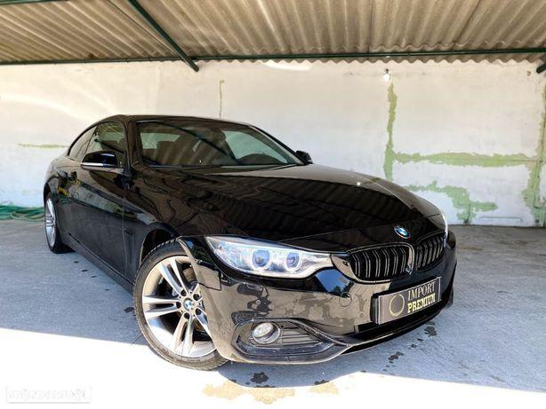 BMW 428 i Line Sport