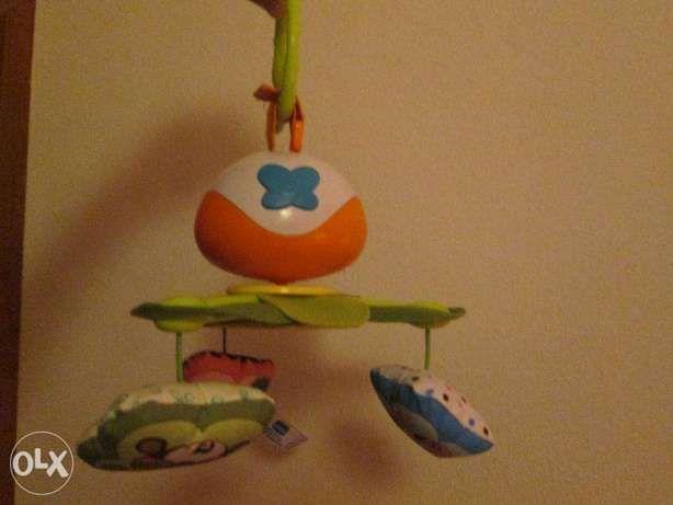 carrilhão de bebe para carrinho ou ovo