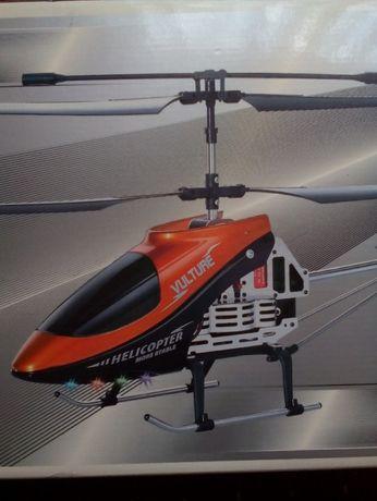 Радиоуправляемая модель вертолета 850 HuanQI 3CH TRANSMITTER