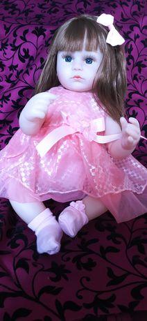 Очарователбная куколка Реборн Бейби Долл (кукла, пупс)