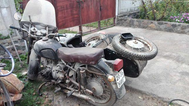 Заппчасти на мотоцикл