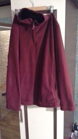 Флисовая мужская кофта, толстовка Tu, 52 размер