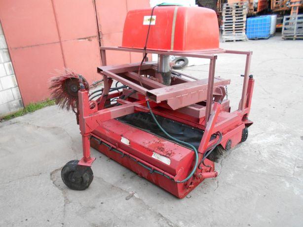 Zamiatarka Hydrog na widły wózek widłowy koparko ładowarka