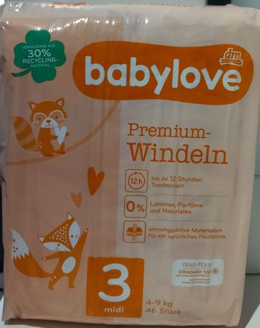 Pampers Babylove