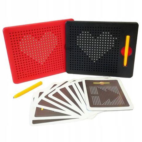 MAG PAD Tablica 380 Kulki Tablet Magnetyczny Rysik