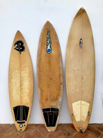 3 x Boards (different measurments)