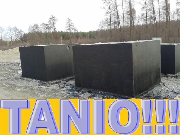 tanie szambo betonowe 4m3 wodoszczelne b25w8 PRODUCENT szamba EKO