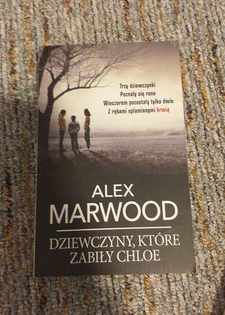 """Książka """"Dziewczyny,które zabiły Chloe"""""""