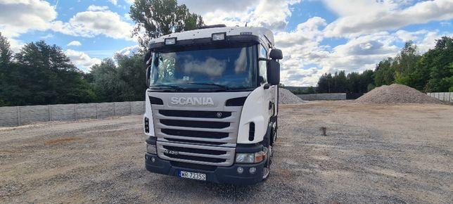 Scania G 420 , Super Stan, Euro 5 , 420KM , Klimatyzacja, Lodówka