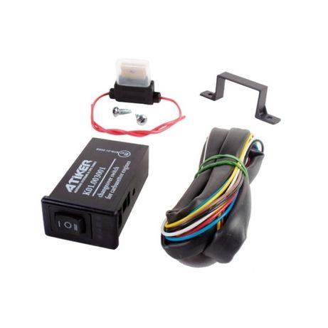 Кнопка инжекторная Atiker - Stag гбо кредит установка Документы