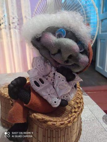 Чунга-чанга игрушка ручная работа