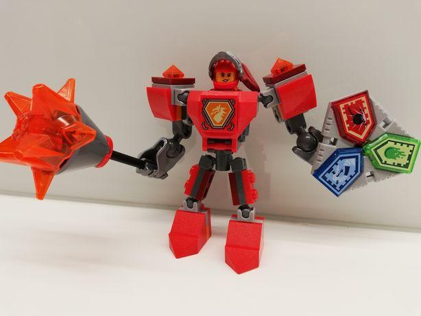 Klocki Lego Nexo Knights 70363 Zbroja Macy