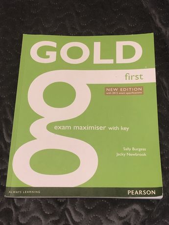 Gold first new edition  PEARSON