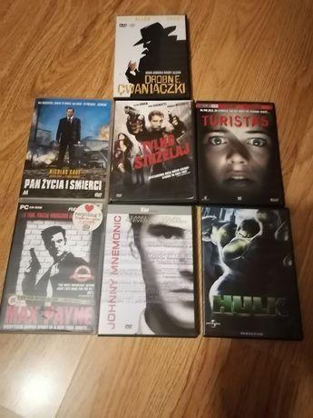 Filmy DVD pc laptop płyty CD DVD