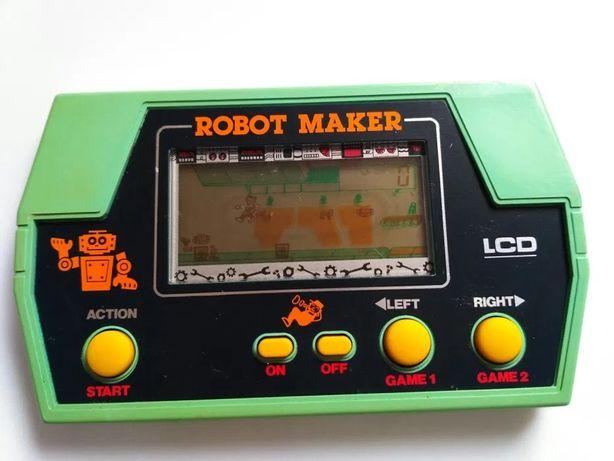 Игра Robot Maker made in Japan как ну погоди электроника.