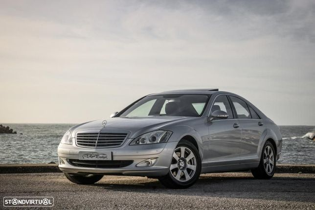 Mercedes-Benz S 350 Luxury GPL