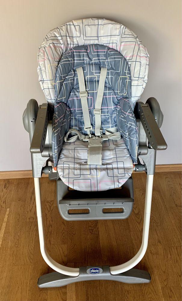 Krzesełko 3w1 Chicco Magic-od 0 do 36 miesięcy