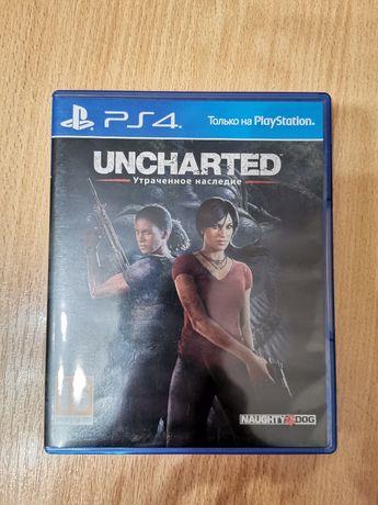 """Uncharted 4 """"Утраченное наследие"""""""