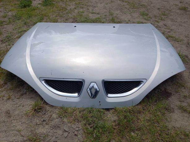 Maska Przód Przednia Renault Megan  I Lift