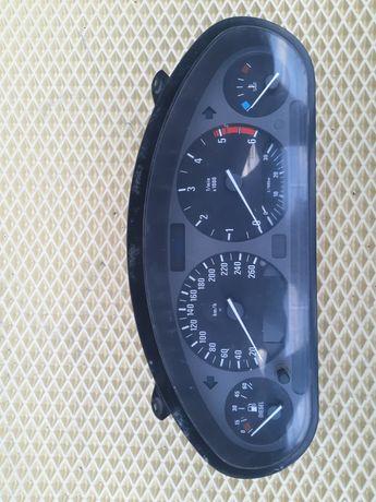 BMW E36 Панель приборів, Щиток приборов, Приборка, Одометр, Спидометр