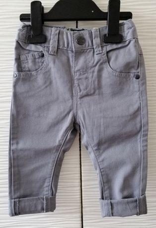 Nowe dżinsy Next r. 74 80 86 spodnie