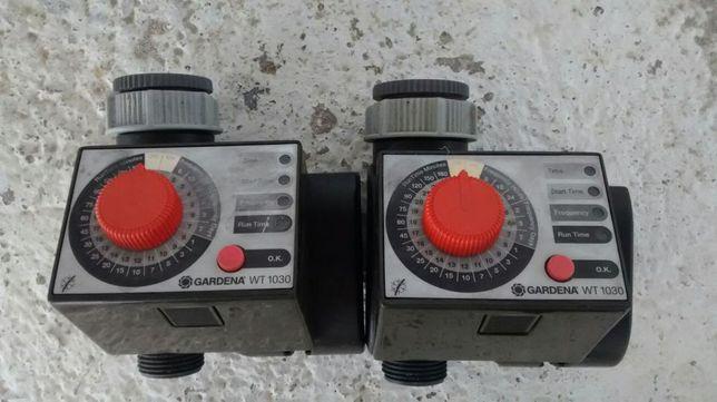 2 gardena wt 1030. Controlador de rega automática