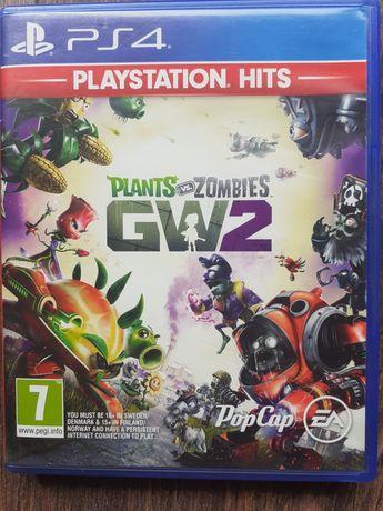 Plants vs Zombies GW2 gra na PS4