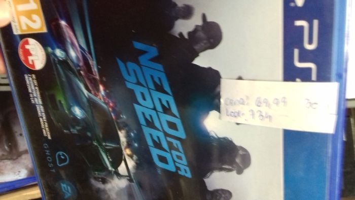 need for speed ps4, sklep Tychy Tychy - image 1
