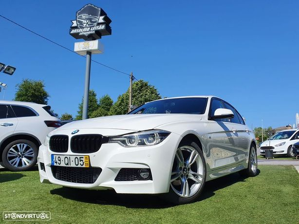 BMW 318 d Pack M Auto