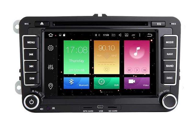 Radio VW Passat B6 B7 CC ANDROID 10 / 4GB Golf Skoda 2DIN NAVI PL 24H