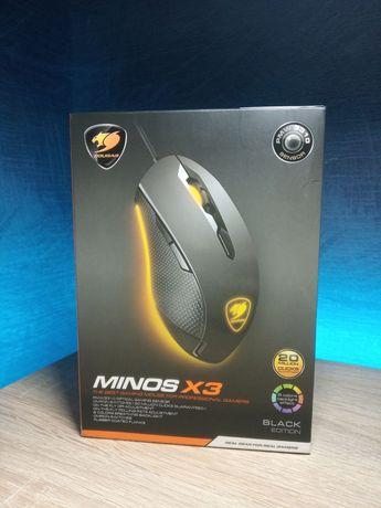 Игровая мышь Cougar Minos X3