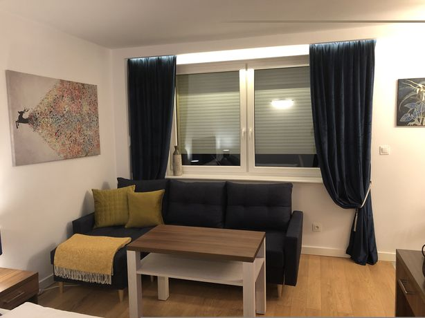 Słoneczny apartament w centrum Łeby