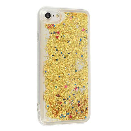 WATER Case - Sam G955 Galaxy S8 Plus Złoty