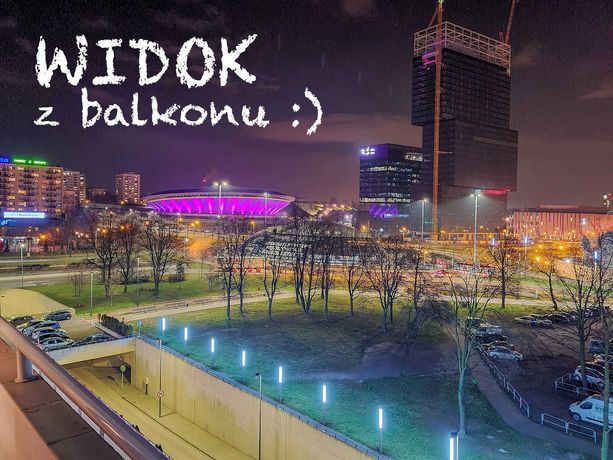 ** Kawalerka w CENTRUM k. Spodka - SUPERJEDNOSTKA! Balkon, winda! PRV