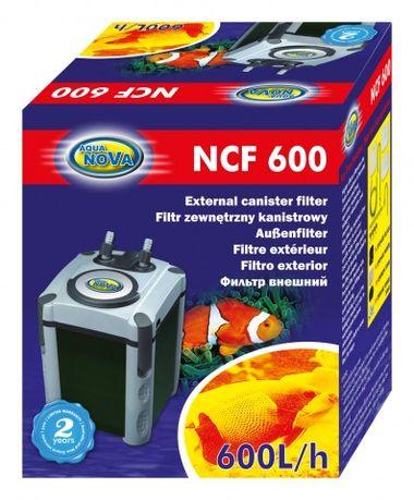 NOWY filtr Aqua Nova NCF-600 (600l/h) 199 zł