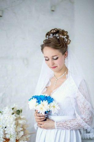 Свадебное платье без дифектов