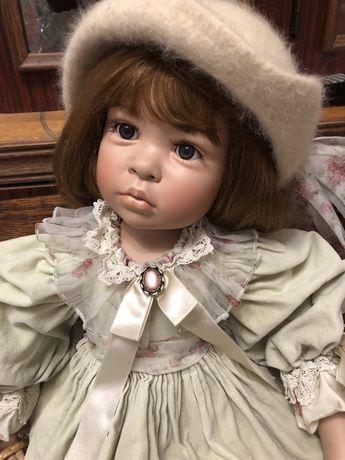 Коллекционная фарфоровая кукла от Pamela Eeff