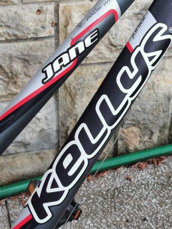 Rower dla dziewczynki 6-14 lat KELLYS Jane, rama 14 cali, koła 24 cale