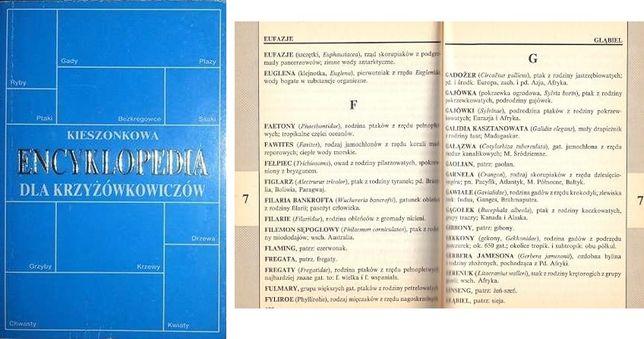 Kieszonkowa encyklopedia dla krzyżówkowiczów, Piekarski, Leki