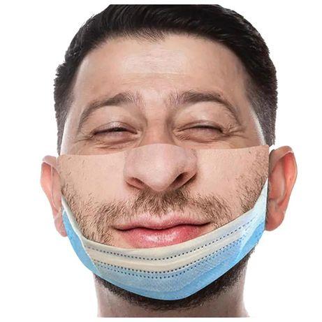 Mascaras sociais cómicas (portes inc)