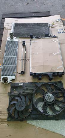 Chłodnice VW T5 1.9 (multivan)wody,klima,intercooler,oleju,wentylatory