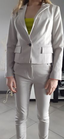 Nowa z matką Marynarka i spodnie Simple