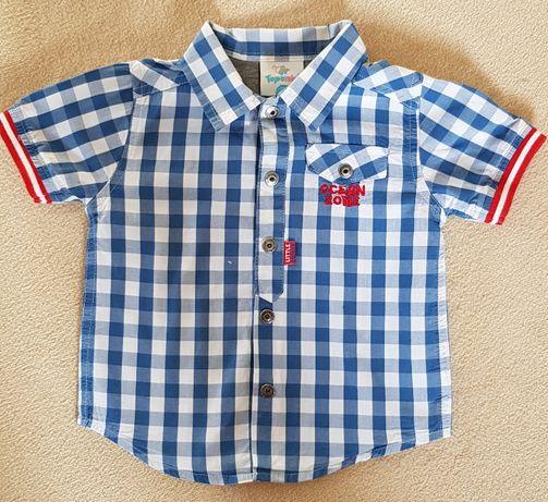 Koszula chłopięca 86