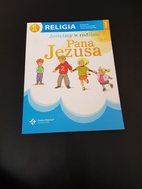 Podręcznik- Religia kl 1 !