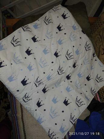 Продам конверт-одеяло на выписку с роддома
