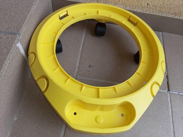 Karcher kółka skrętne i podstawa wiadra. Kod prod. 6.435.353.0
