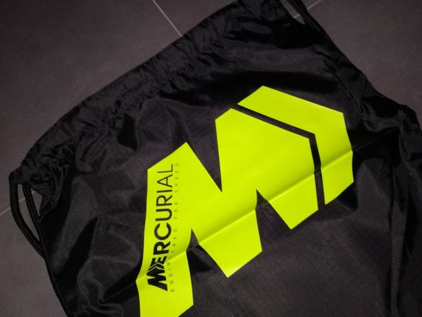 nowy Worek na korki Nike Mercurial Vapor Superfly, worek na buty
