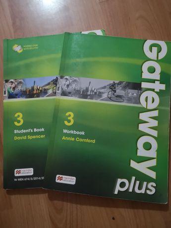 Podręcznik oraz ćwiczenia Gateway Plus 3