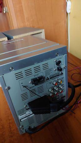 Odtwarzacz DVD radio mp3